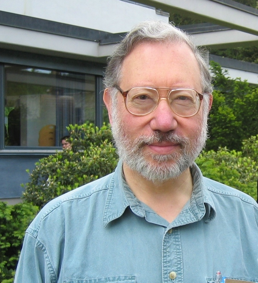 Photo of Louis Kauffman