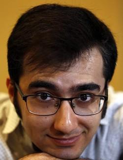 Photo of Mohsen Aliabadi
