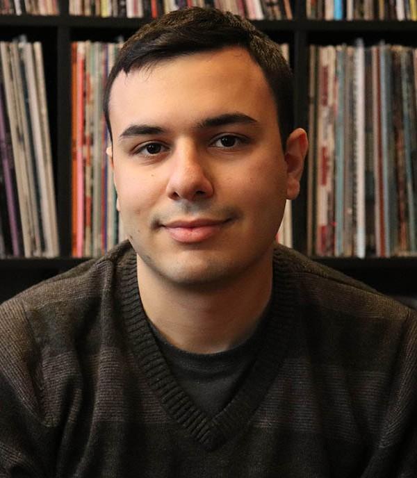 Photo of Marcus Michelen