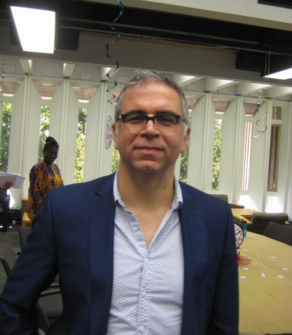 Photo of Ramin Takloo-Bighash