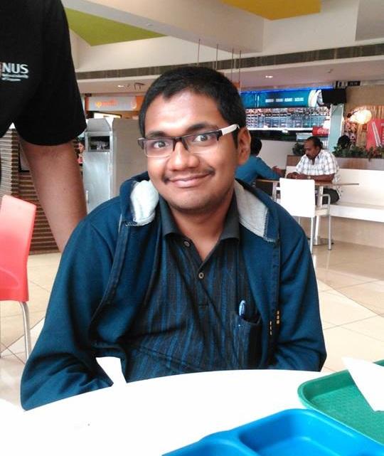 Photo of Sayan Mukherjee