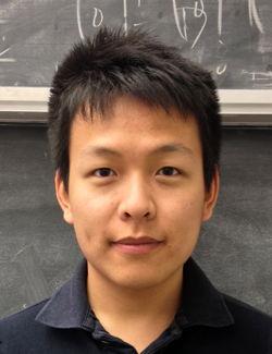 Photo of Duo Zheng