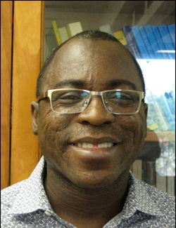Photo of Gerard Awanou