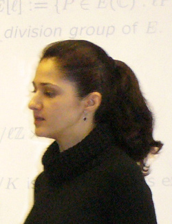 Photo of Alina Carmen Cojocaru