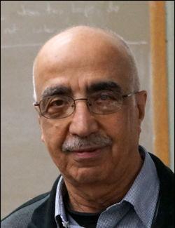 Photo of Samad Hedayat