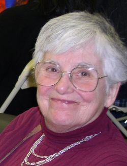 Photo of Vera Pless